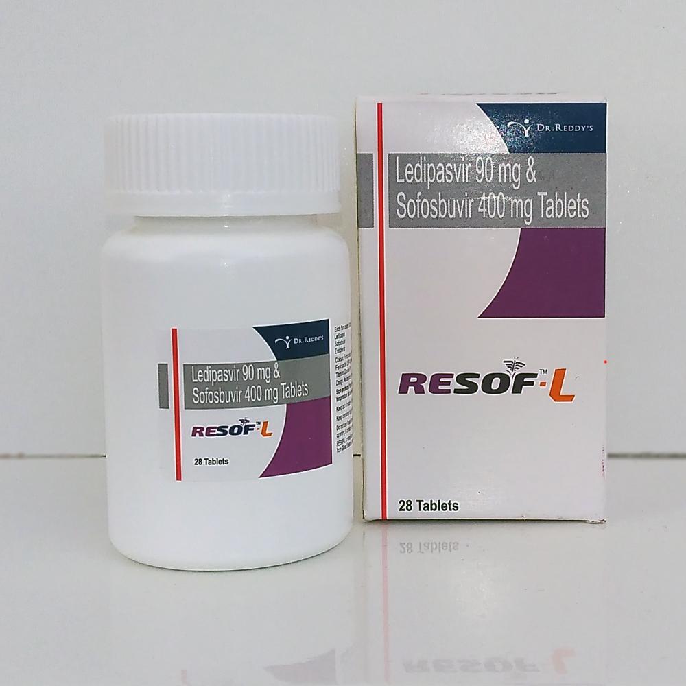 Софосбувир Ледипасвир в лечении гепатита